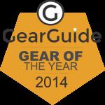 Best Gear of 2014 Logo