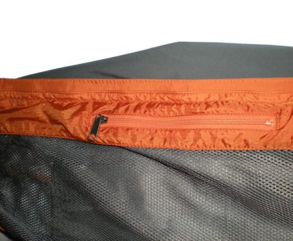 Oracle Interior Zip Pocket