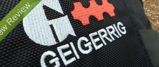 Geigerrig Rig 1600 Review