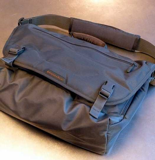 Briggs & Riley BRX Excursion Messenger
