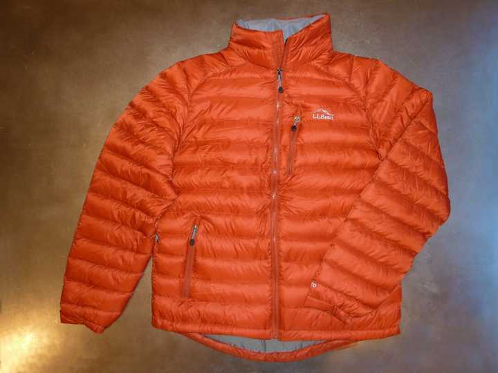 LL Bean Ultralight 850 Jacket