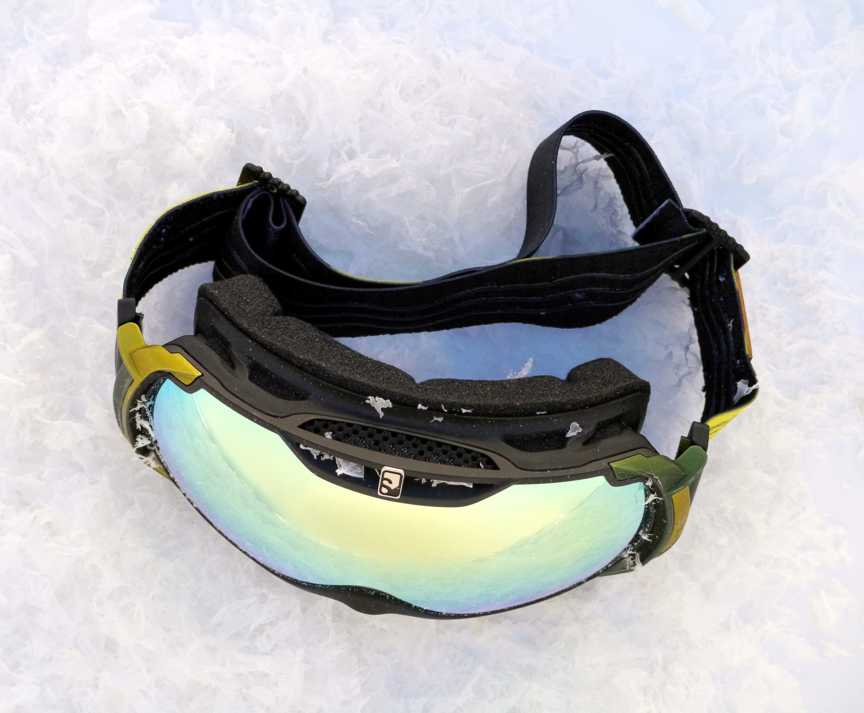 salomon xtend ski goggles