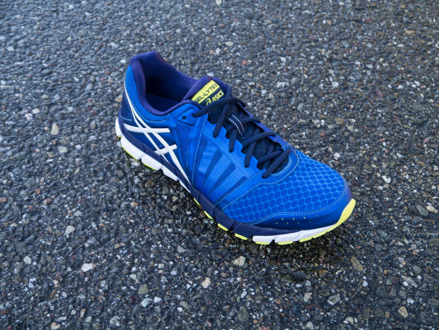 asics lightest running shoe