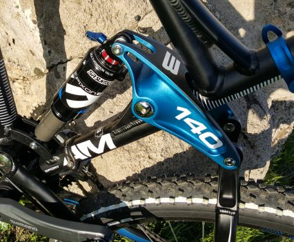 Wild Cup Suntour Rear Shock