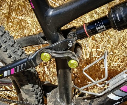 Whyte T-130 Suspension Linkage