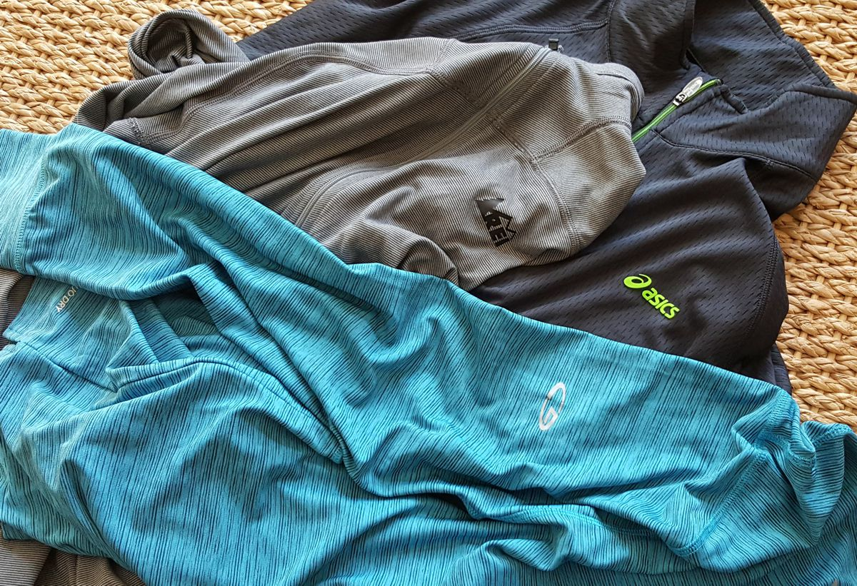 Running Zip Shirt - Asics Champion REI