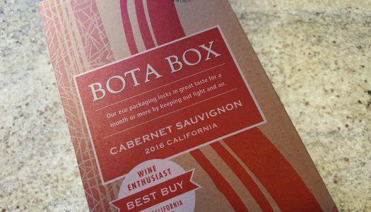 Bota Box Cabernet Review